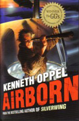 Book cover of Airborn