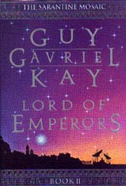 Book cover of Lord of Emperors