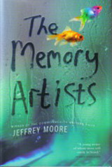 Book cover of The Memory Artists