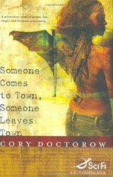 Book cover of Someone Comes to Town, Someone Leaves Town