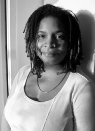 Photo of Nalo Hopkinson by David Findley