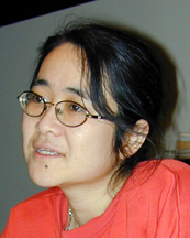 Photo of Michelle Sagara
